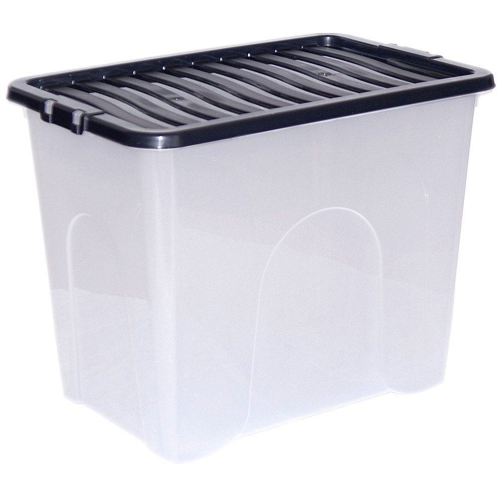 Large storage containers with lids bing images for Case container 974