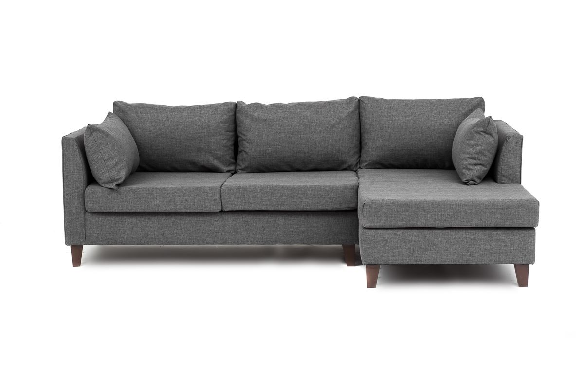 brighton corner sofa group settee dark grey ebay. Black Bedroom Furniture Sets. Home Design Ideas