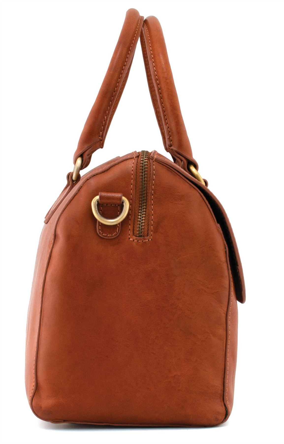 Tumble & Hide DALTON Italian Vegetable Tanned Leather Tote Bag 8106_THV