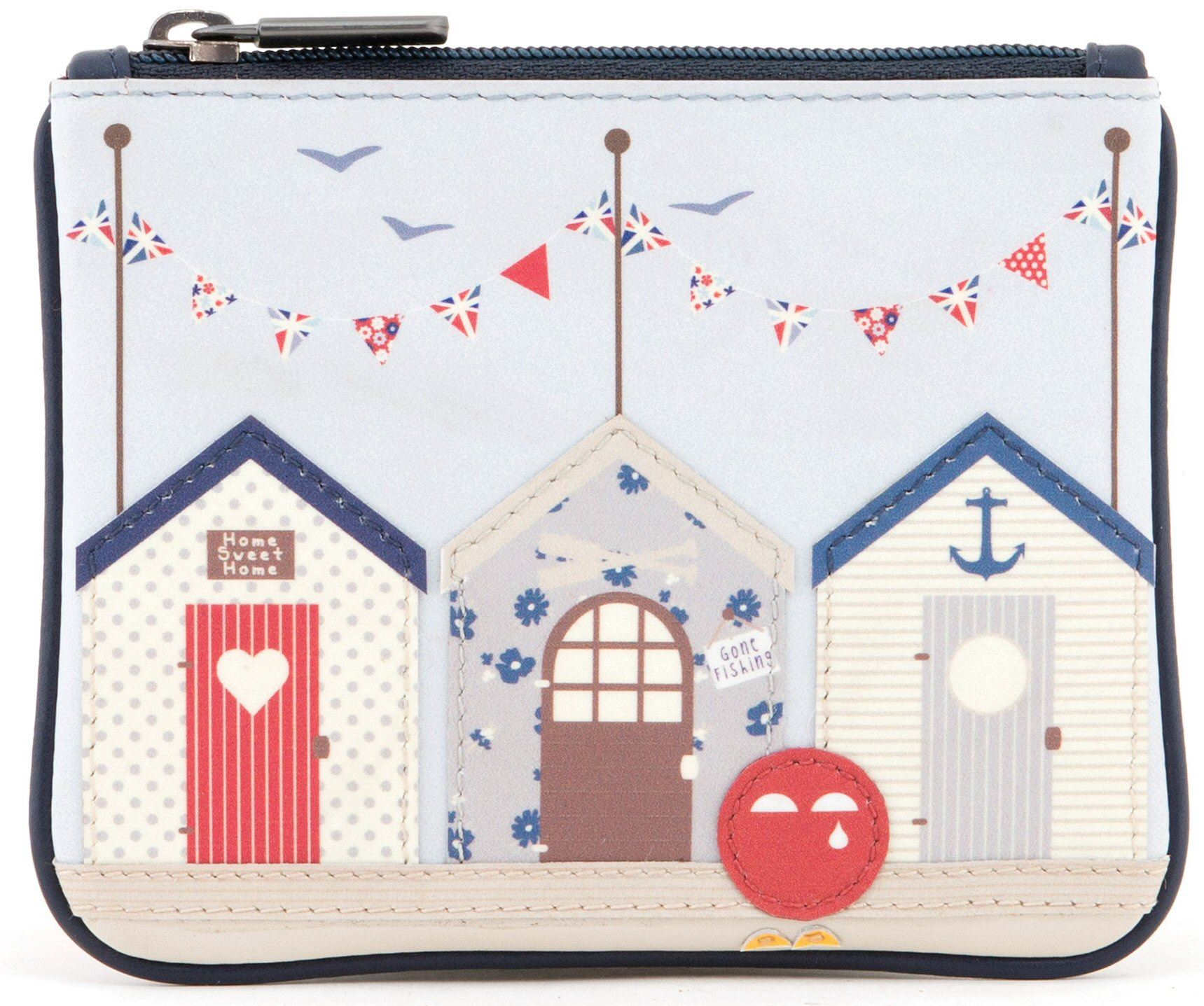 LIMITED-EDITION-039-Yoshi-Beside-The-Seaside-039-Applique-Leather-Coin-Purse-Y1723-BCH