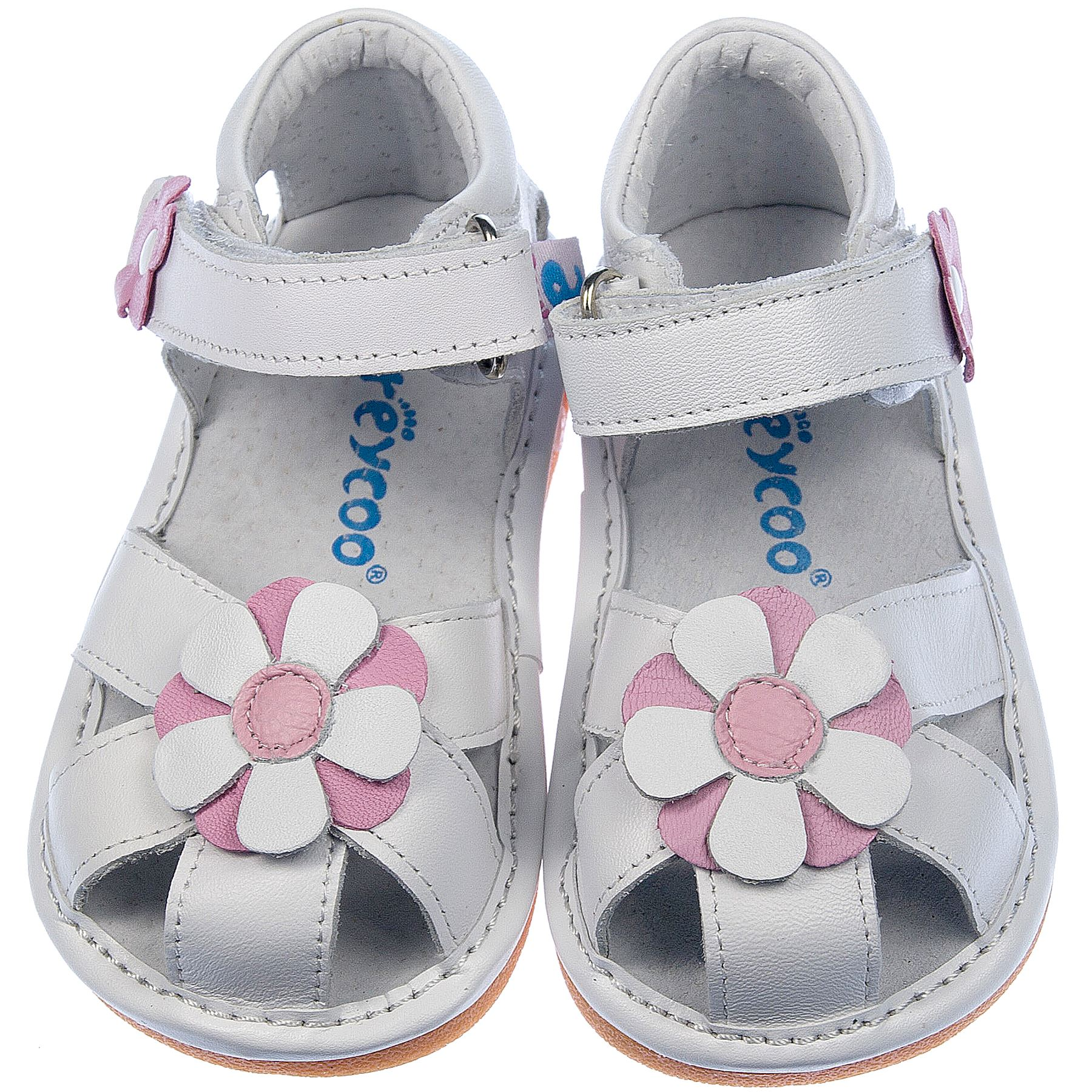 chaussures sandales fille b b enfant cuir v ritable cir blanc mat rose ebay. Black Bedroom Furniture Sets. Home Design Ideas