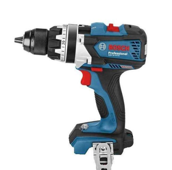 bosch gsr 18 ve ec 18v professional cordless drill driver. Black Bedroom Furniture Sets. Home Design Ideas
