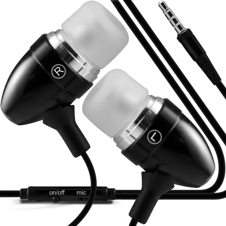 IN-EAR-STEREO-EARPHONE-HEADPHONE-HANDSFREE-MICROPHONE-MIC-For-Sony-Models-1