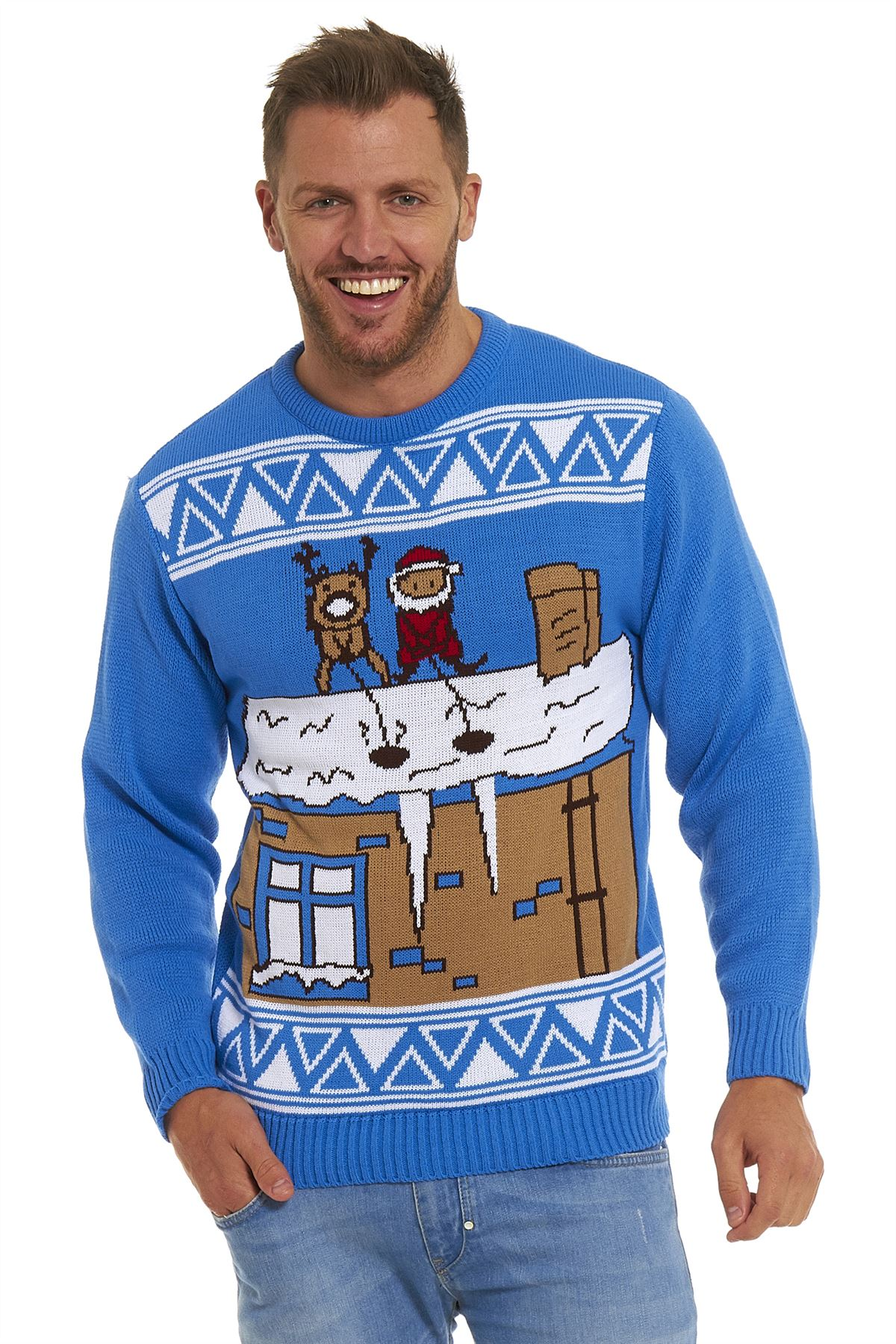 Novelty christmas sweater