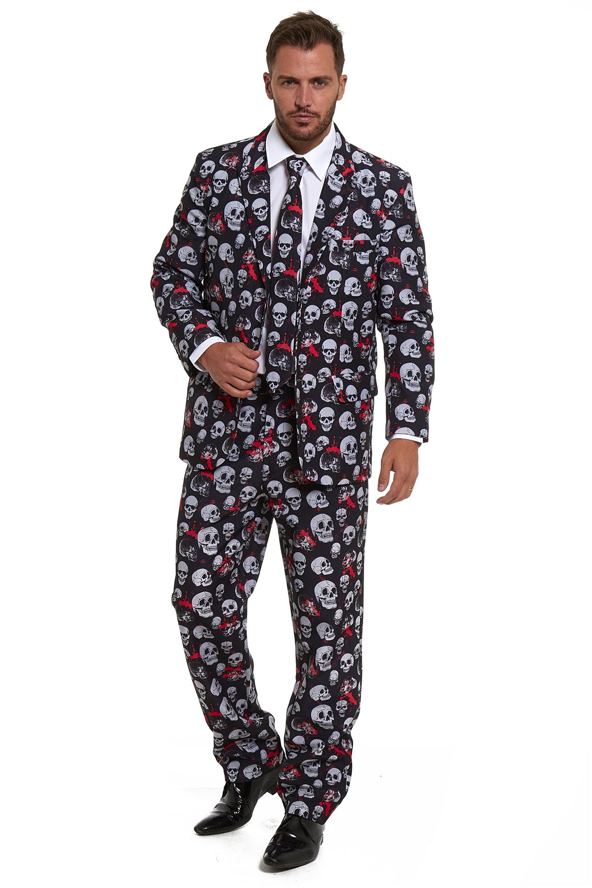 new mens stag stand out stag do suits party funny fancy. Black Bedroom Furniture Sets. Home Design Ideas
