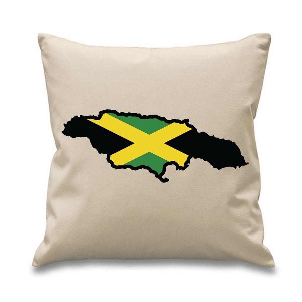 Jamaican-Flag-18-034-x-18-034-Filled-Throw-Cushion-Reggae-Rasta-Jamaica-Bob-Marley