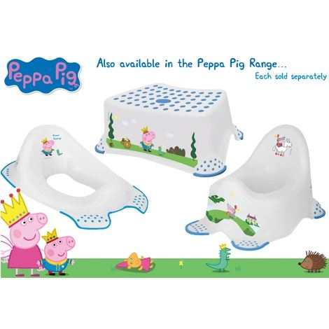 Peppa Pig Prince George Step Stool Ebay