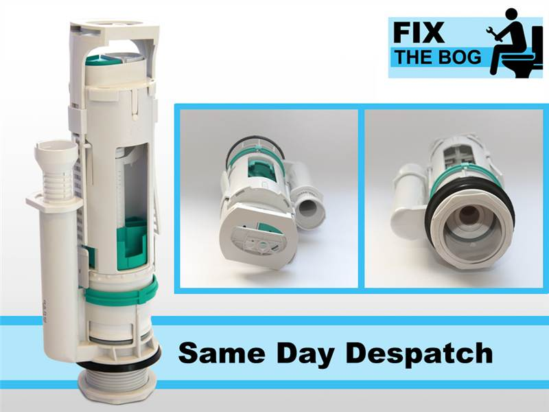 Ideal Standard Toilet E003167 Dual Flush valve Twico Replacement Accent Sottini