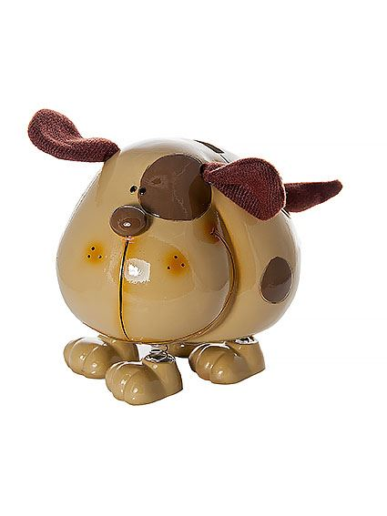 Kids adult girls boys dog piggy bank money coin box ebay Decorative piggy banks for adults