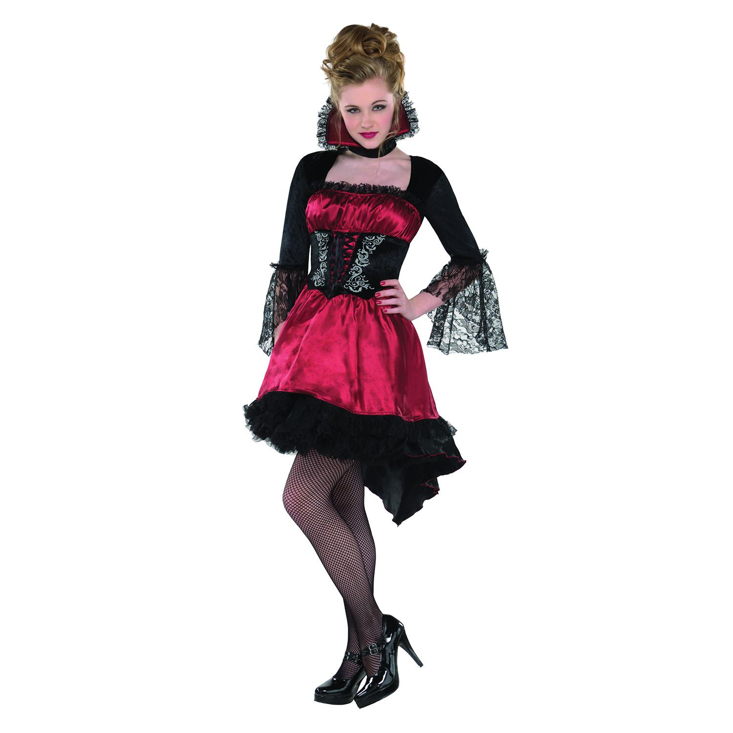 Cool Vampire VixenTurn To The Dark Side In In This Vampire Queen Womens Costume This Costume Comes With A Black  To Buy Costumes Online Since 2007 And Have The Biggest Range Of Fancy Dress In The Southern Hemisphere!