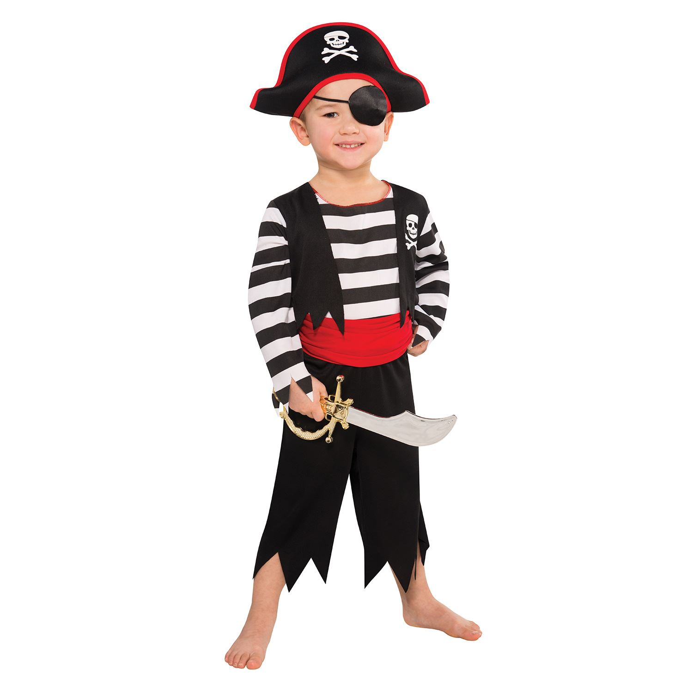 Как сшить костюм пирата для мальчика своими руками