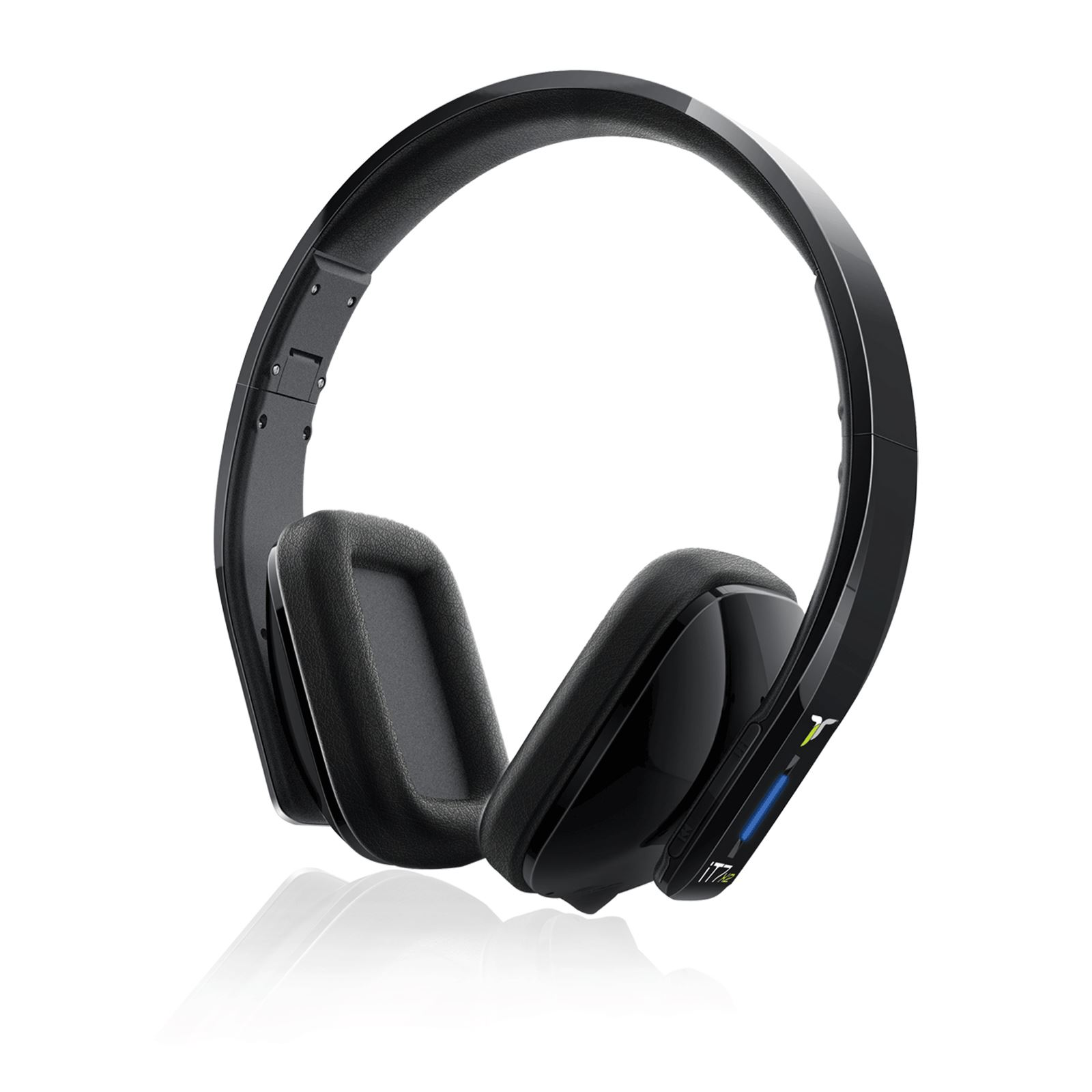 it7x2 bluetooth headphones for iphone ipad galaxy mp3 tv running w mic ebay. Black Bedroom Furniture Sets. Home Design Ideas
