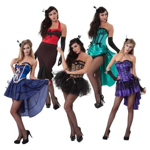 Image Is Loading Burlesque Moulin Rouge Corset Amp Tutu Skirt Fancy