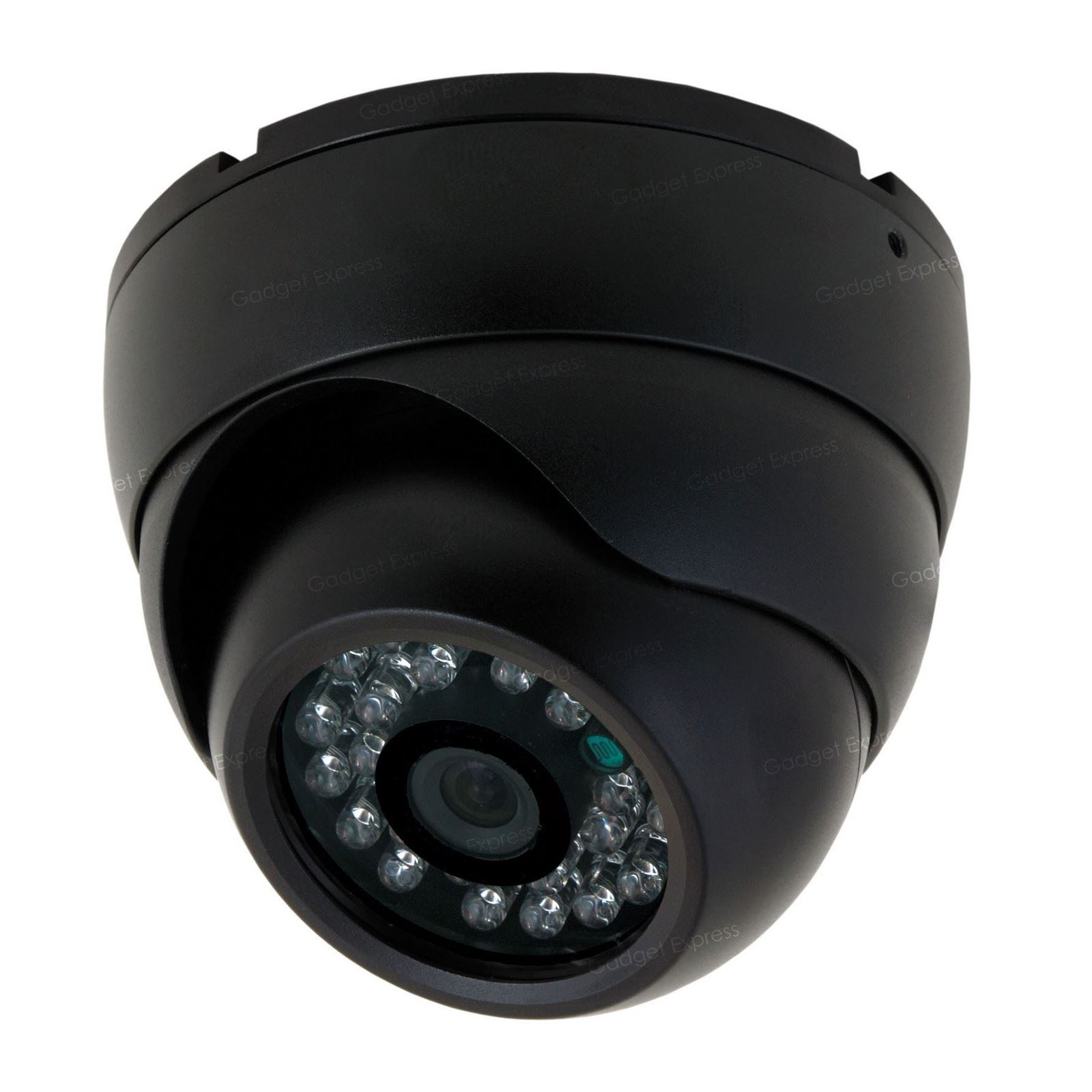 "Indoor Outdoor 700TVL 1/3"" Sony CCD Night IR 3.6mm Dome ..."