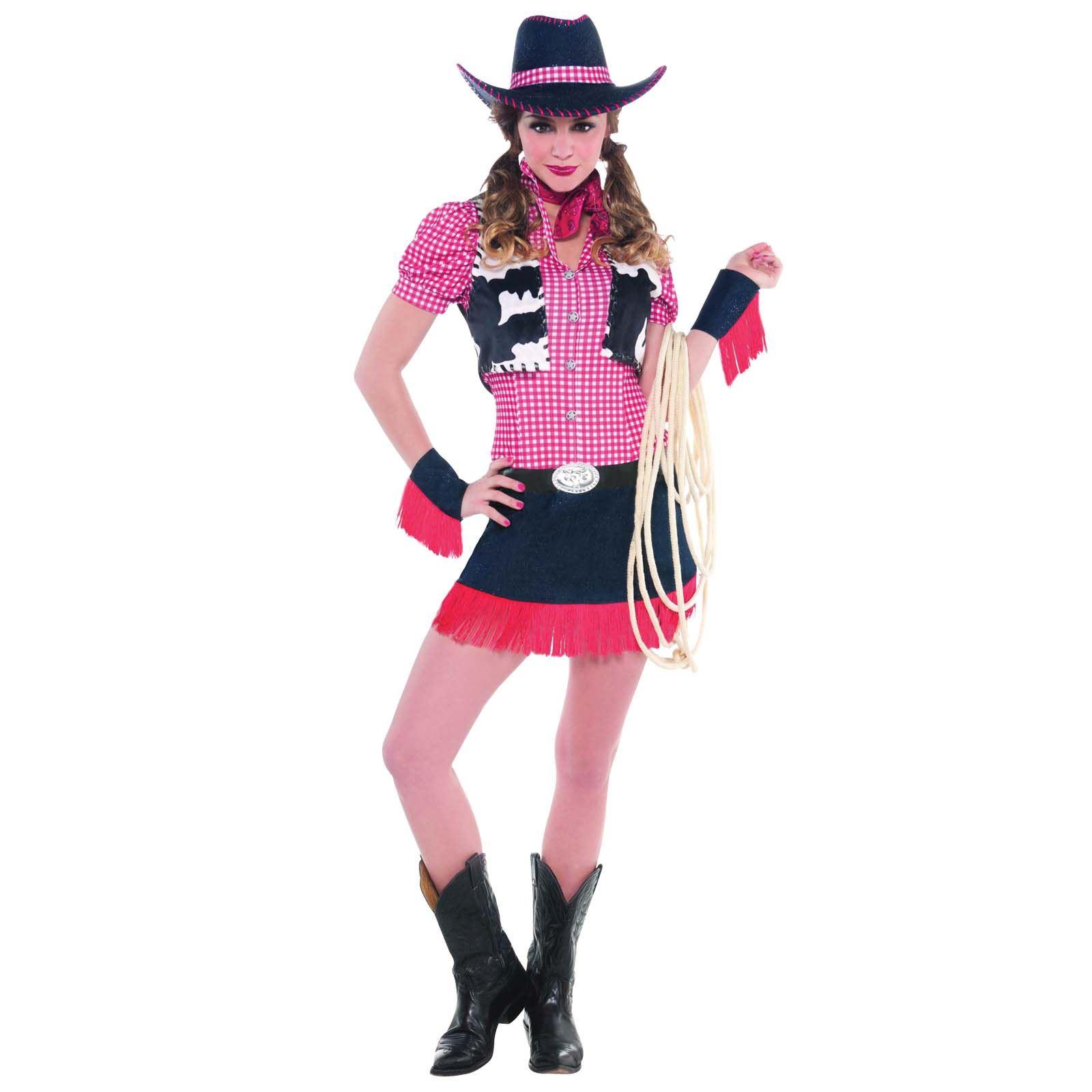 Disfraz,del,Oeste,Sexy,Rhinestone,Vaquera,Vaquero,Fiesta,