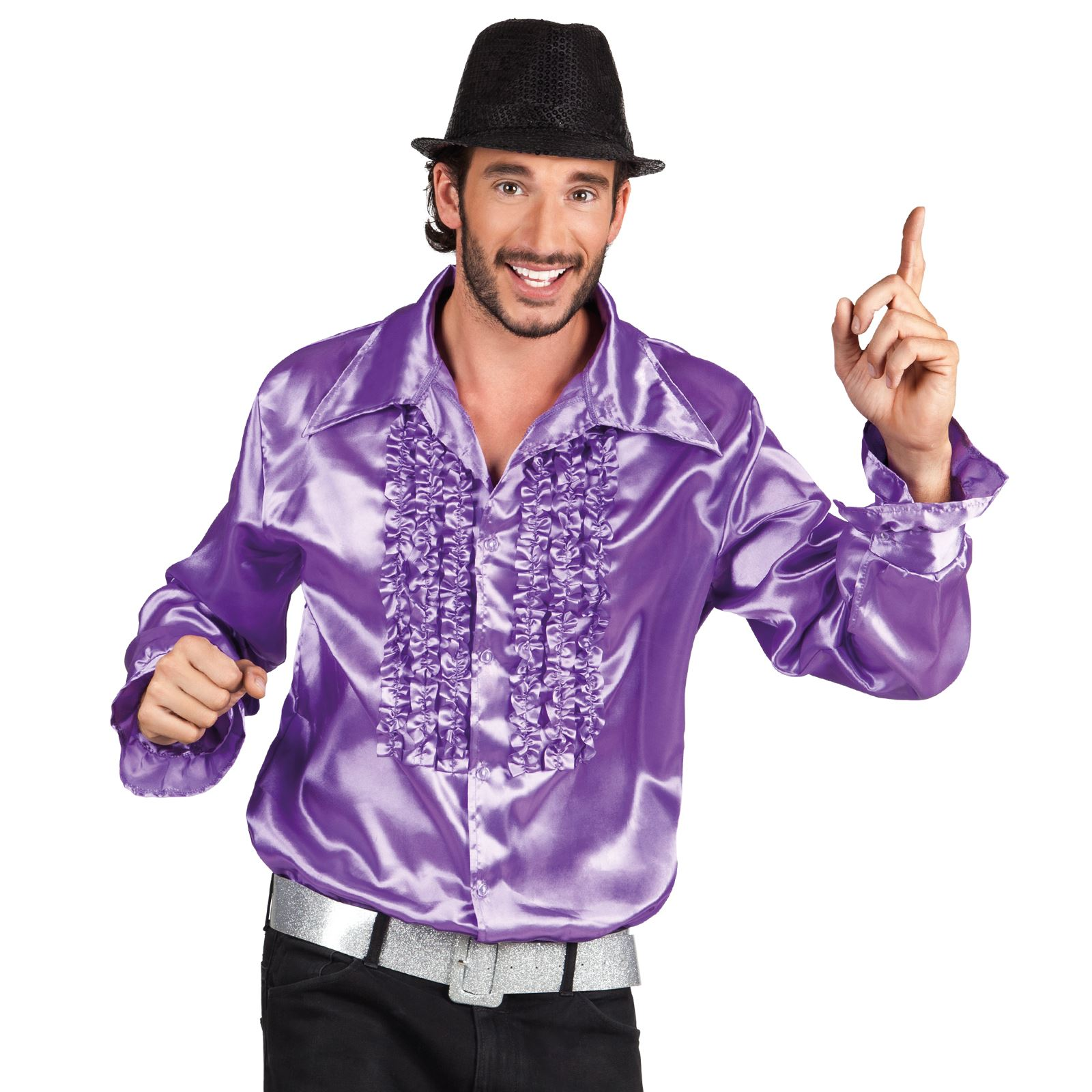 Plus size discolicious disco costume