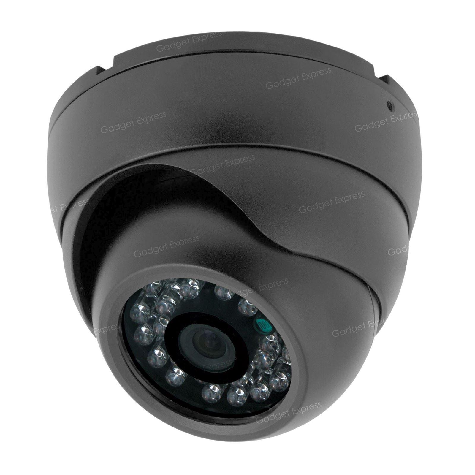 Indoor Outdoor 700tvl 1 3 Sony Ccd Night Ir Dome Security Cctv Camera Ebay