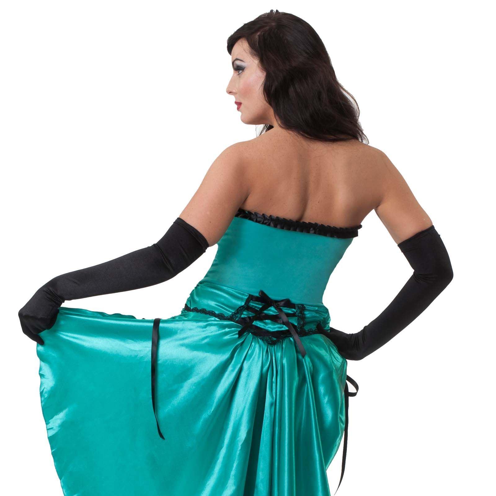 Burlesque Moulin Rouge Corset & tutu /skirt Fancy dress outfit Hen ...