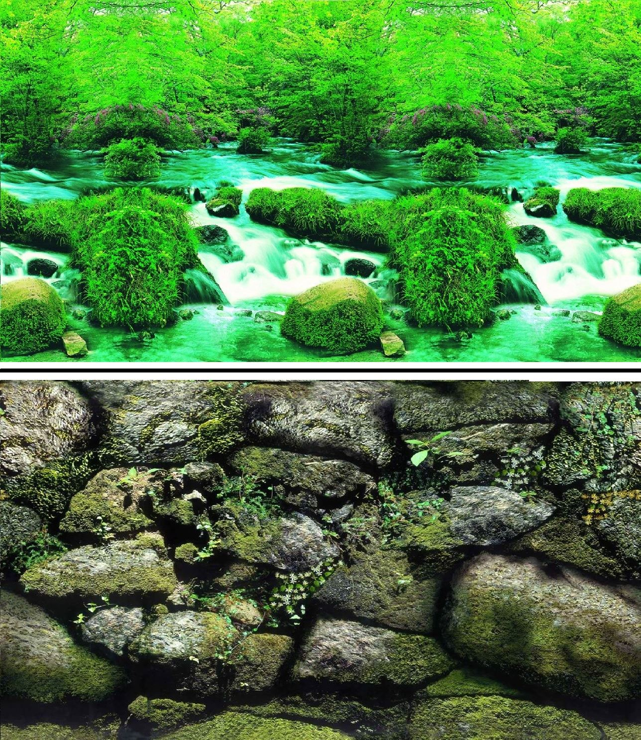 24 Quot Double Sided Aquarium Background Backdrop Fish Tank