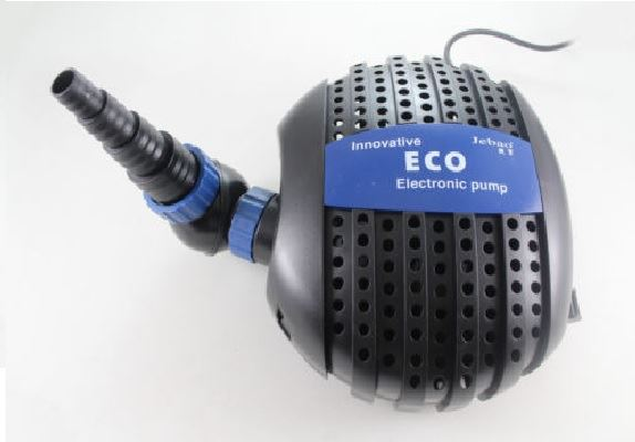 Jebao efp energy saving submersible garden koi fish pond for Koi pond motors