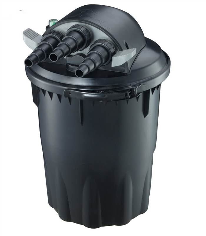 Jebao uv pond pressure filter system 4000 12000 filtration for Easy clean pond filter