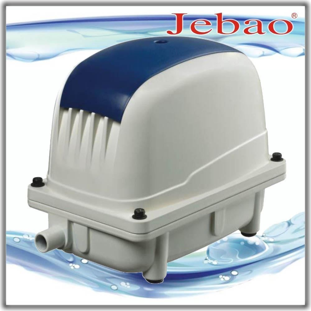 Jebao pa series koi fish pond eco air pump oxygen for Best rated pond pumps