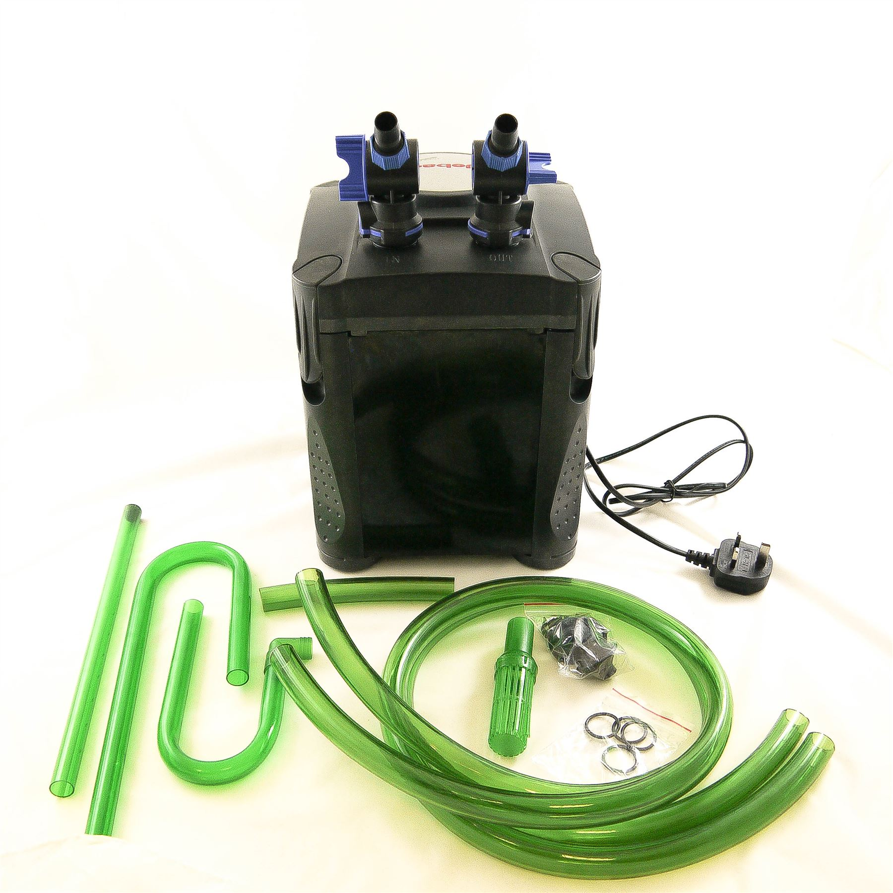 Fish tank filter system aqua kingdom which fish tank for Fish tank filtration