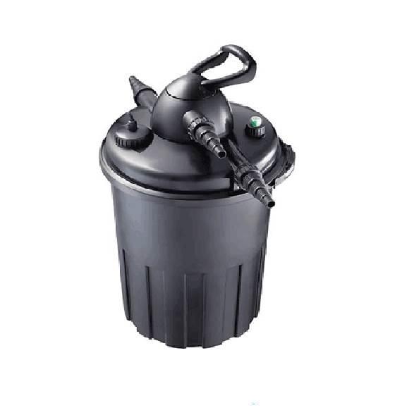 Jebao uv pond filtre syst me pressure filtration easy for Uv pond cleaner