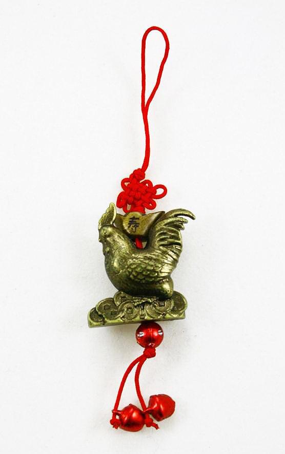 Chinese Birth Sign Character Car Hanging Charm Year Symbols
