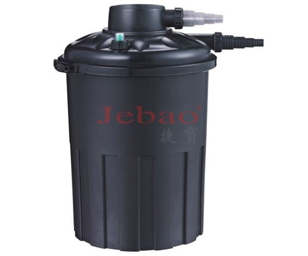 Jebao UV Pond Pressure Filter System 4000-15000 Filtration with Powerful UVC