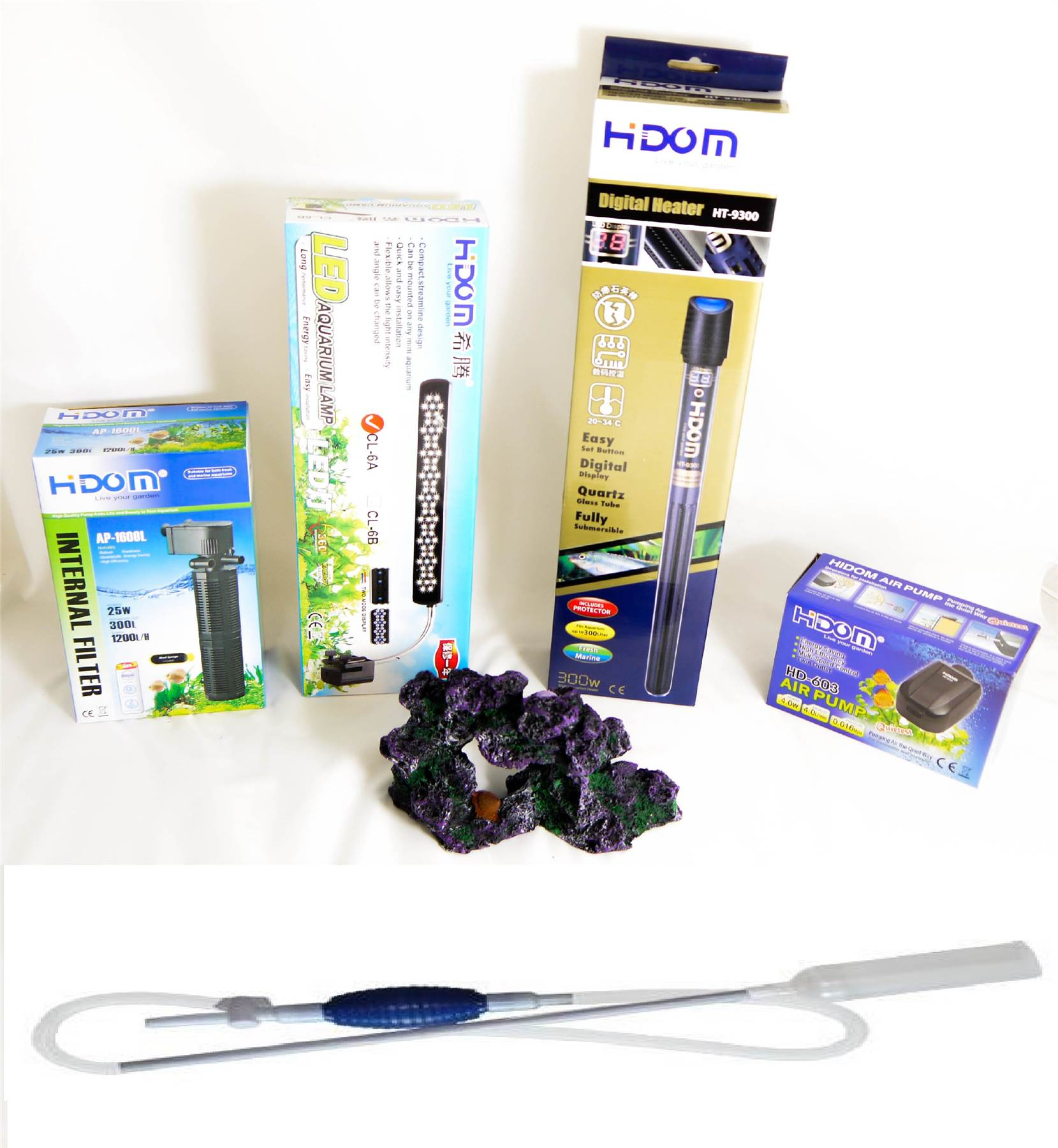 Saltwater fish tank starter kit about aquarium starter for Saltwater fish tank kit