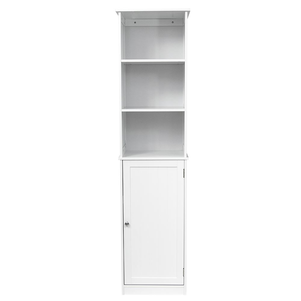 priano bathroom cabinet door drawer wall mounted storage free standing