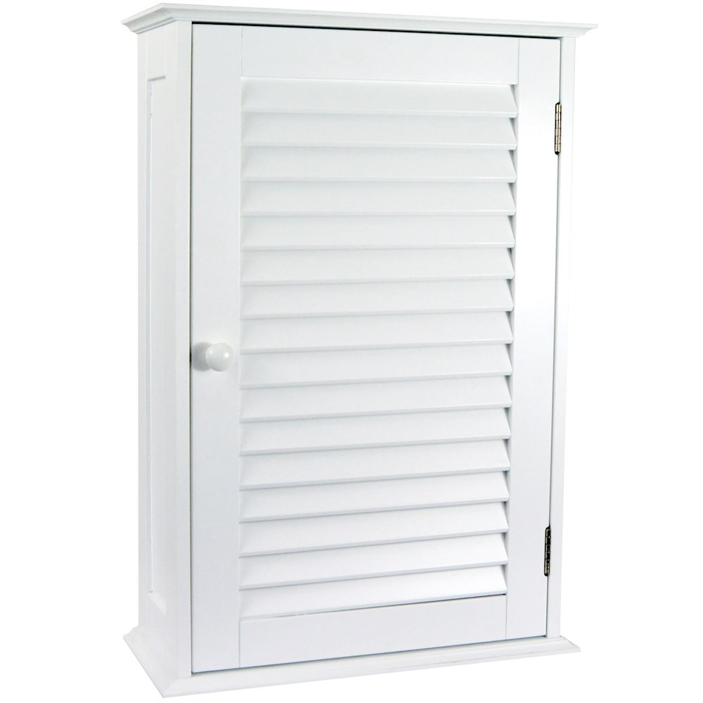 Liano Bathroom Cabinet Single Double Shutter Door Wall