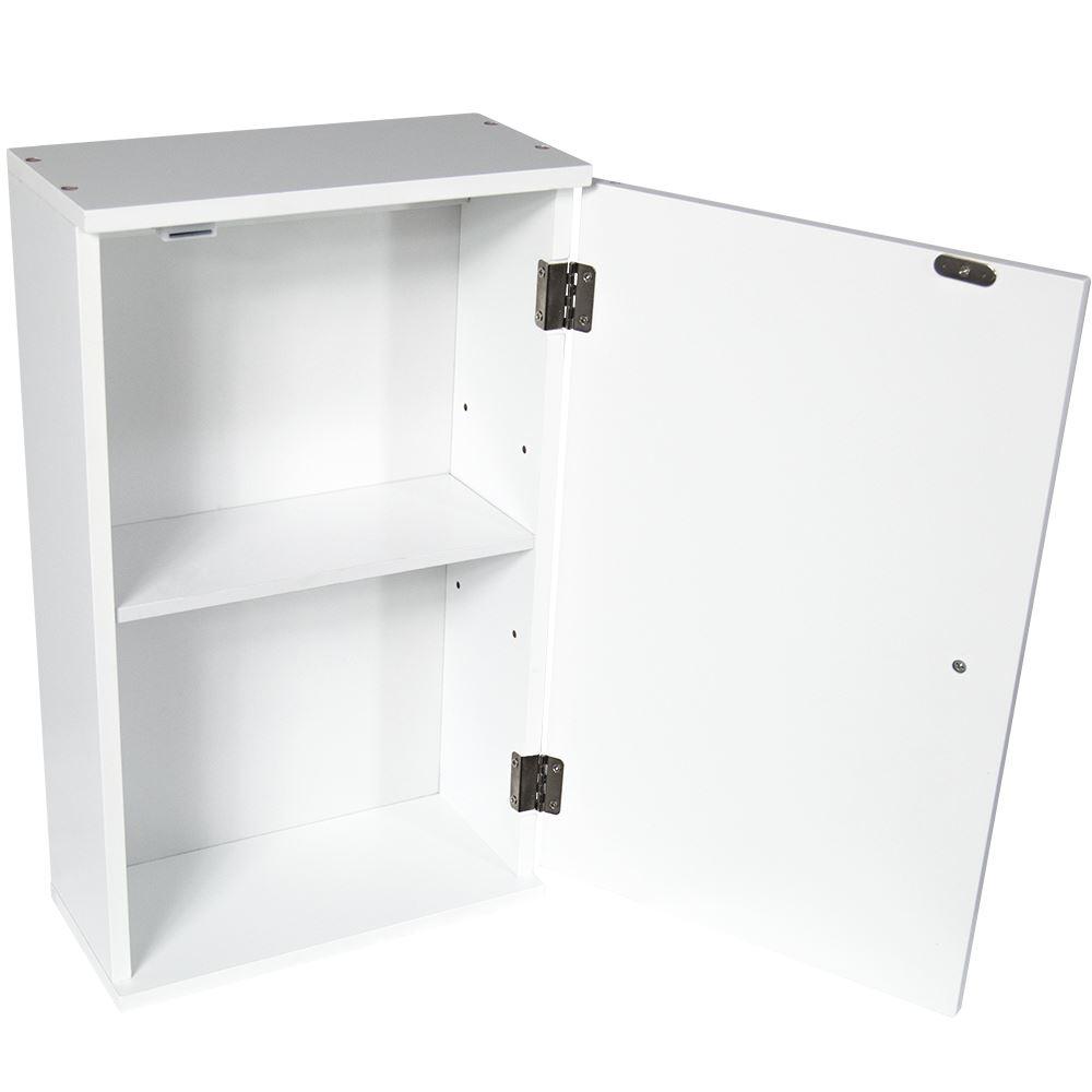 priano bathroom cabinet wall mounted single door cupboard wooden