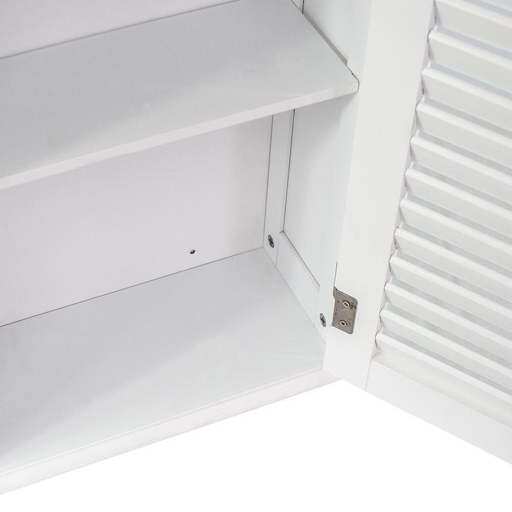 Liano Cabinet Single Double Shutter Door Wall Mounted