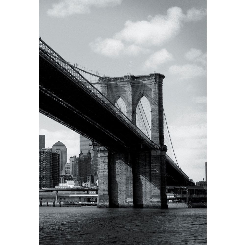 New york 2 piece mural america wallpaper poster artwork for Acheter poster mural new york