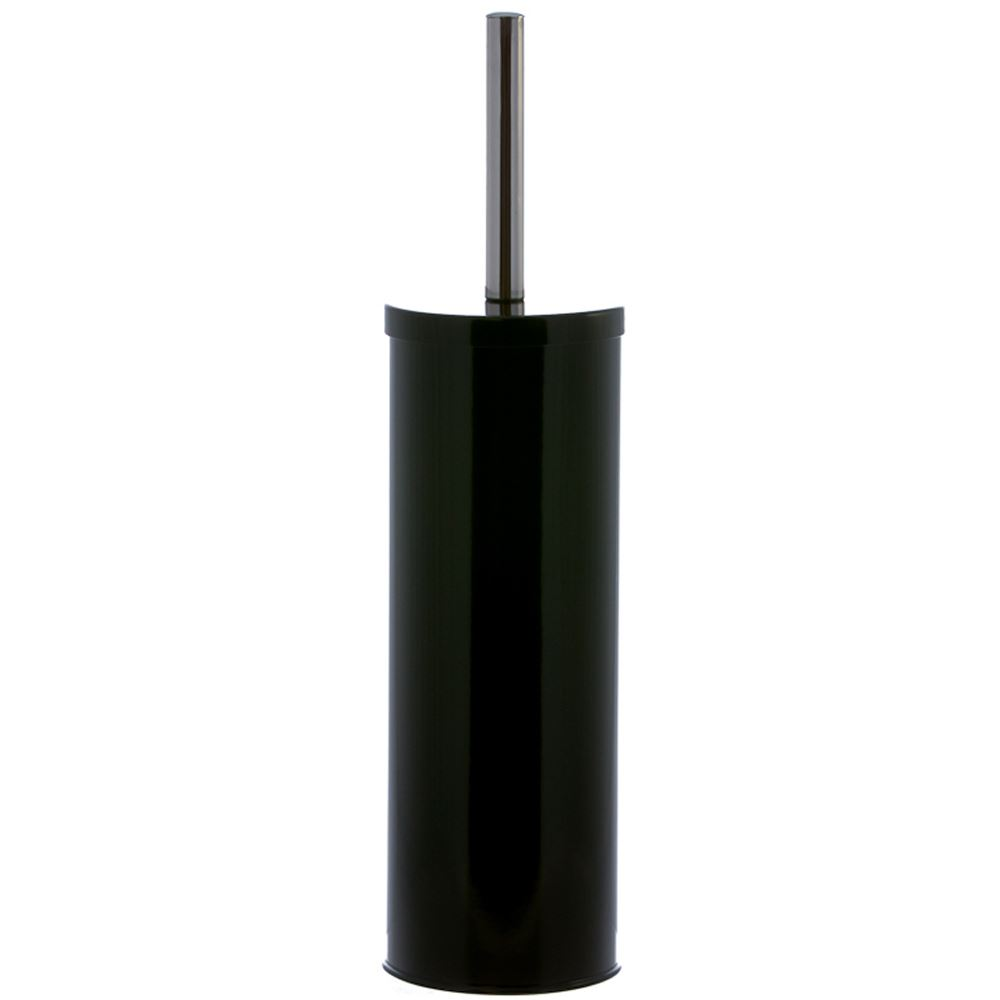 toilet brush holder bathroom cleaning stand free standing new by home discount ebay. Black Bedroom Furniture Sets. Home Design Ideas