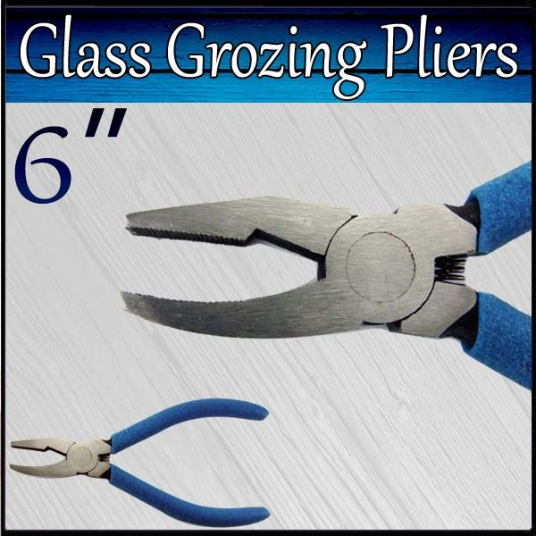 how to use grozing pliers