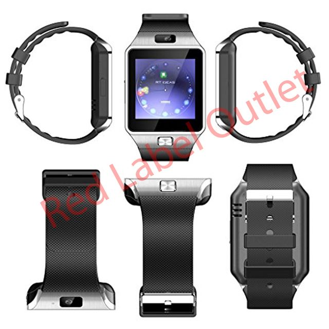 Bluetooth DZ09 Smart Watch For HTC Samsung Android Phone ...
