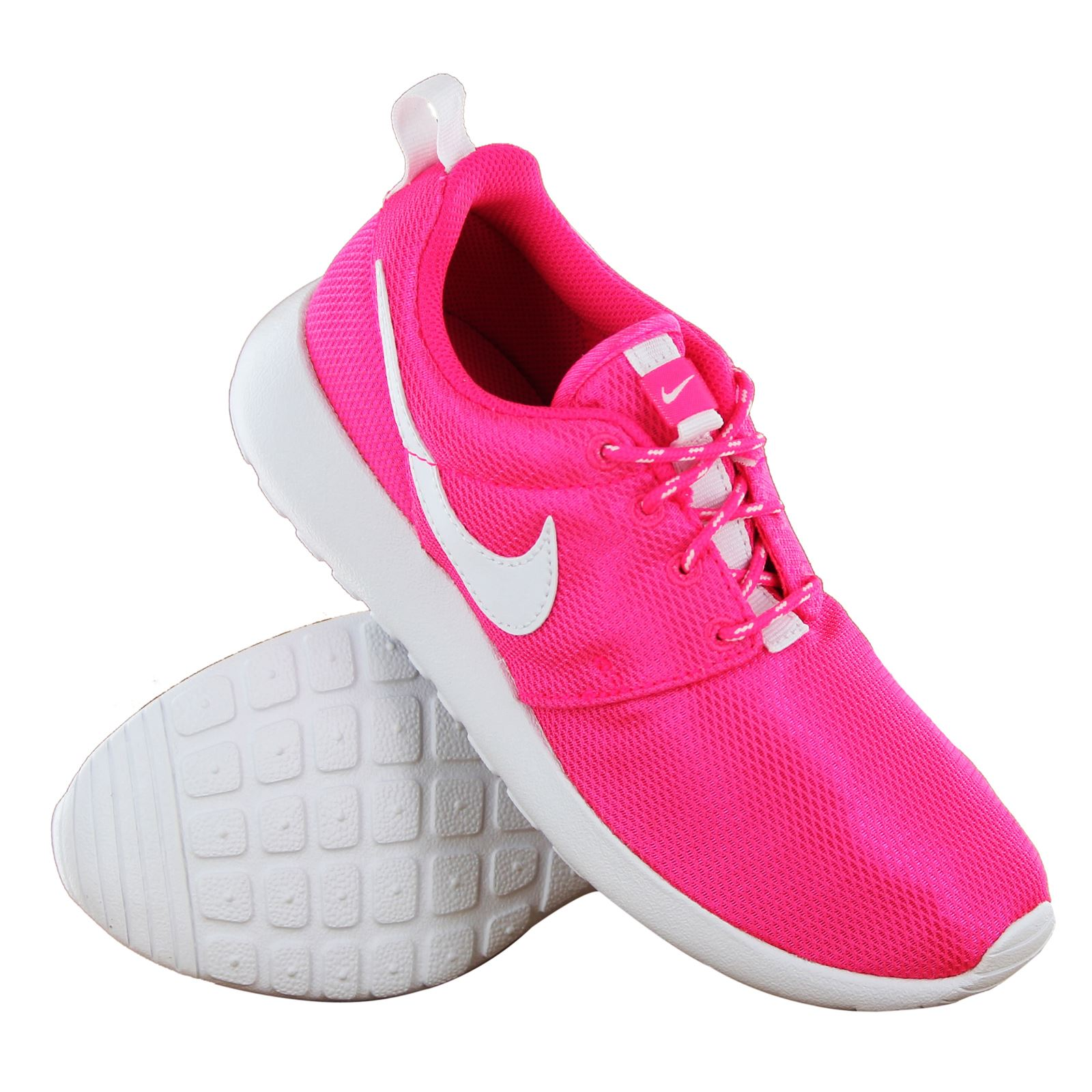 nike roshe run textile kids trainers ebay. Black Bedroom Furniture Sets. Home Design Ideas