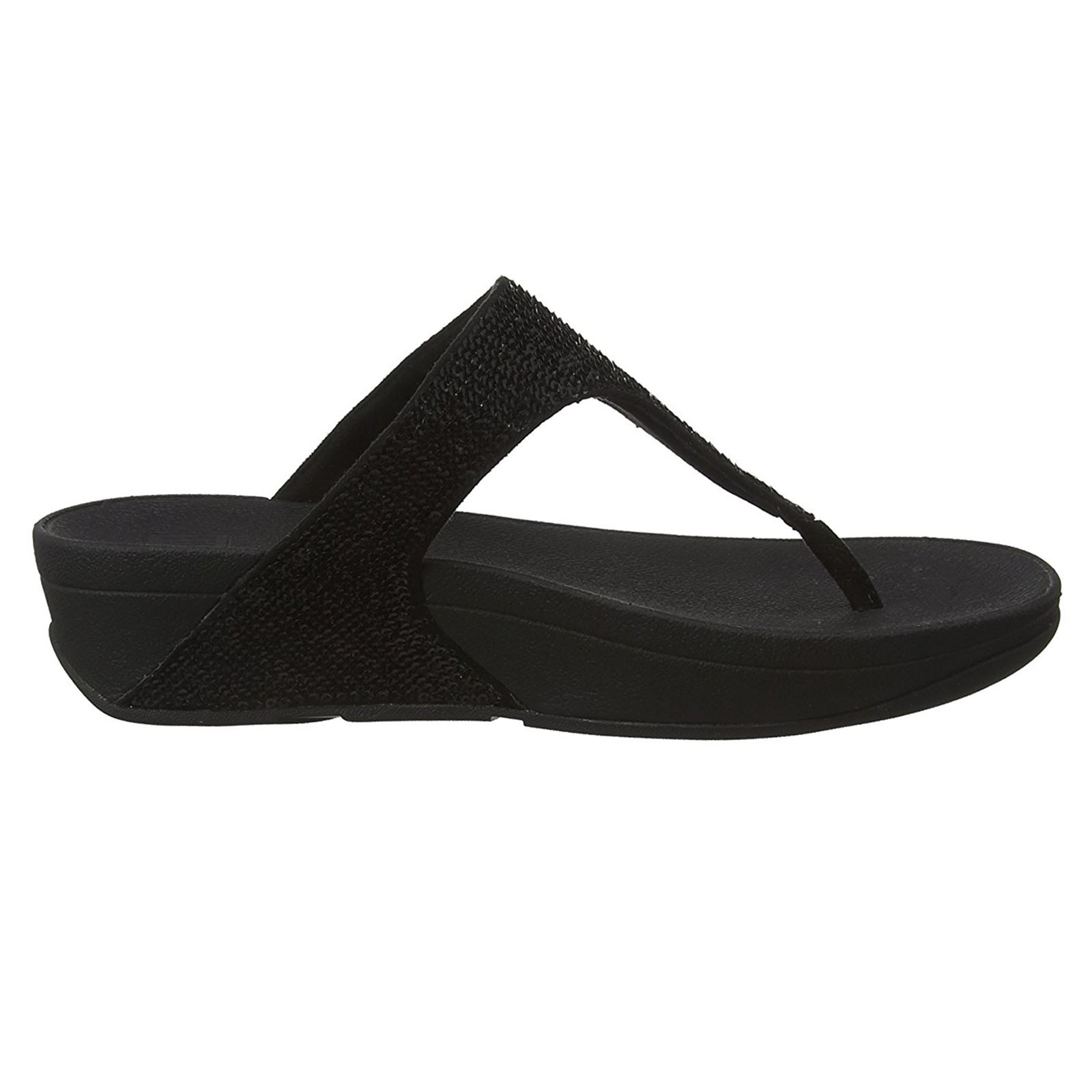 6215ad59924fdc Fitflop Electra Sandals Black