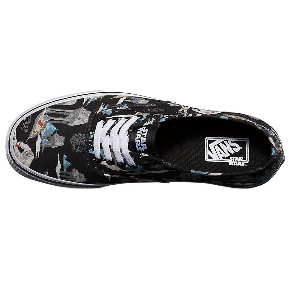 vans mujer zapatillas star wars