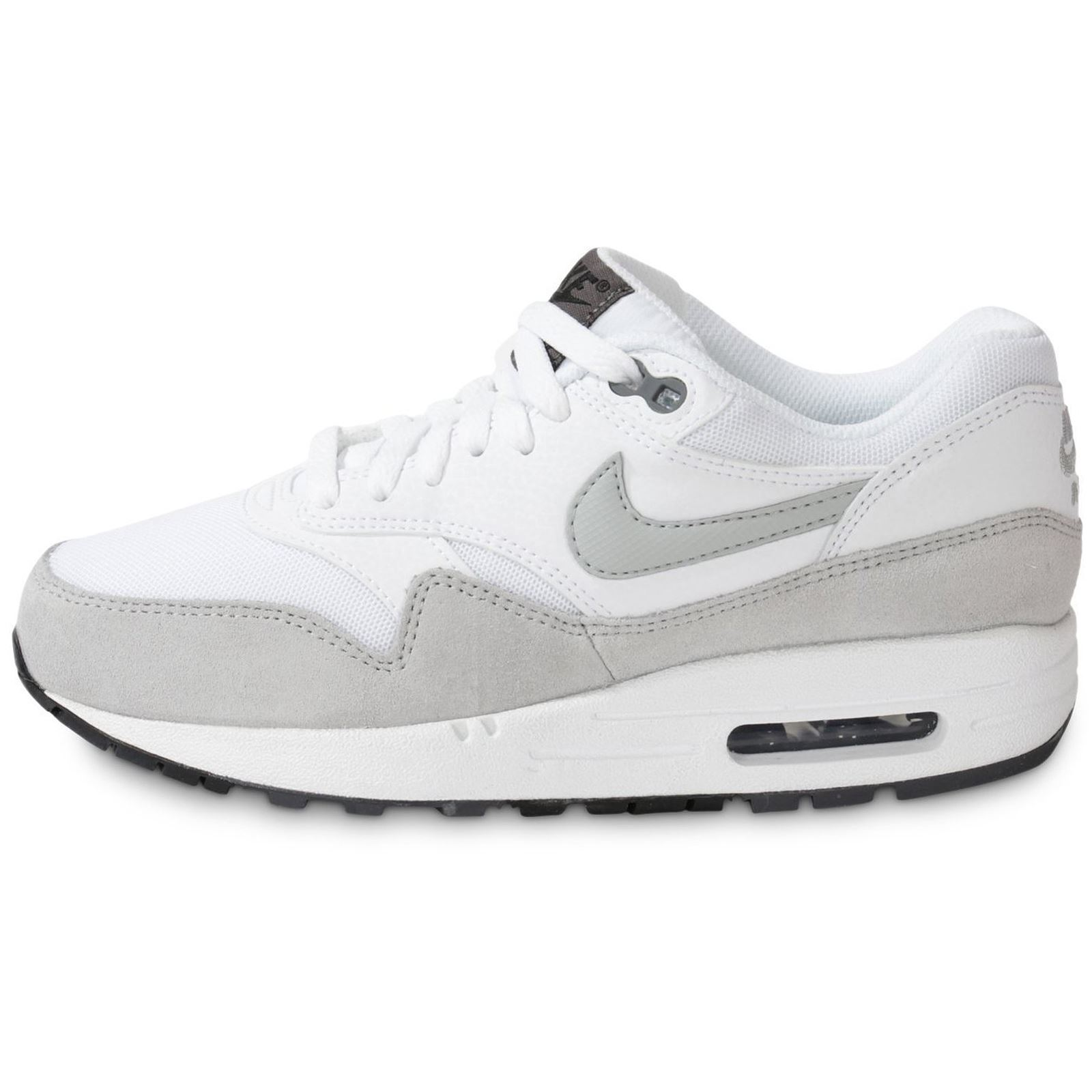 nike air max 1 essential leather womens trainers ebay. Black Bedroom Furniture Sets. Home Design Ideas