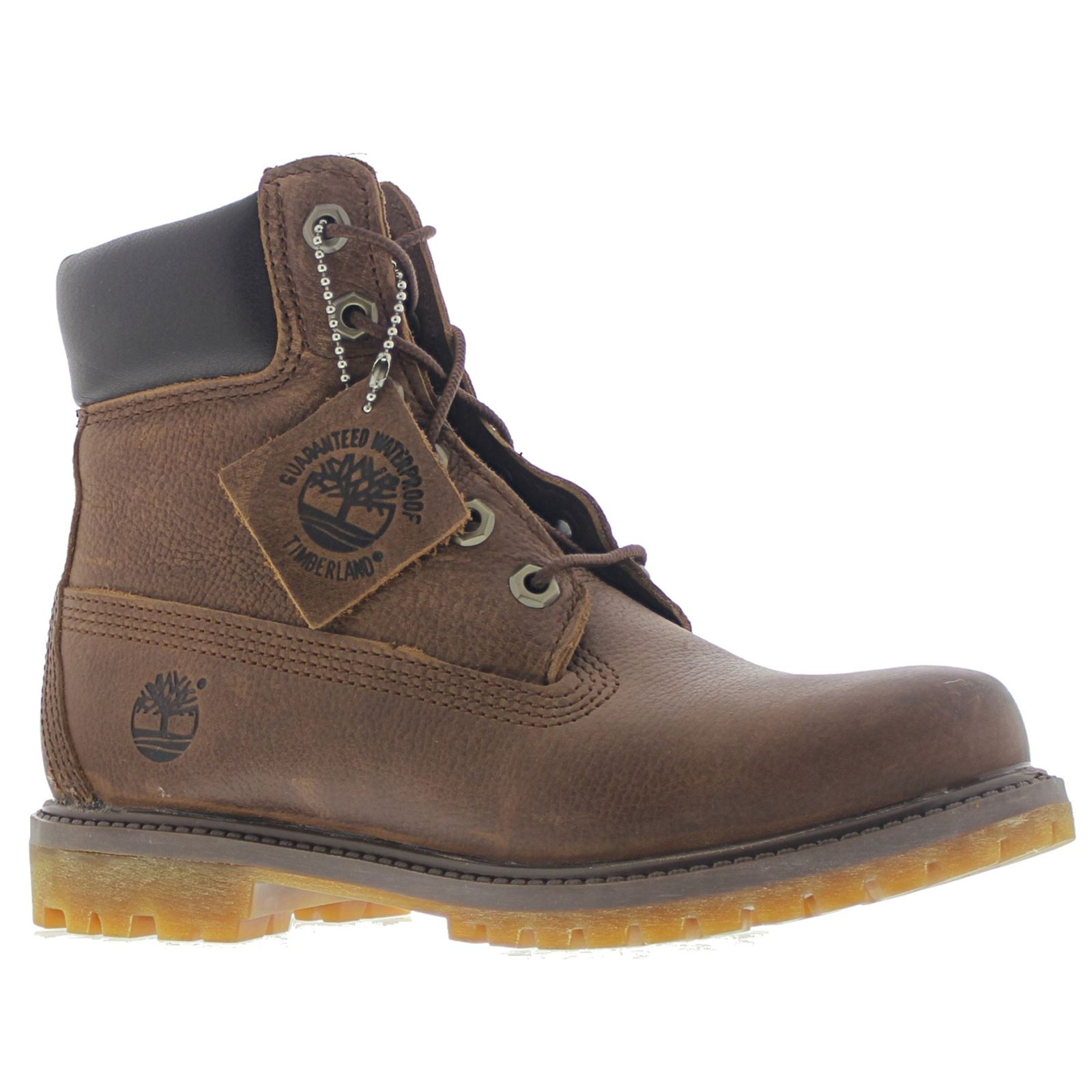 timberland 6 inch premium brown womens boots 8554b w ebay