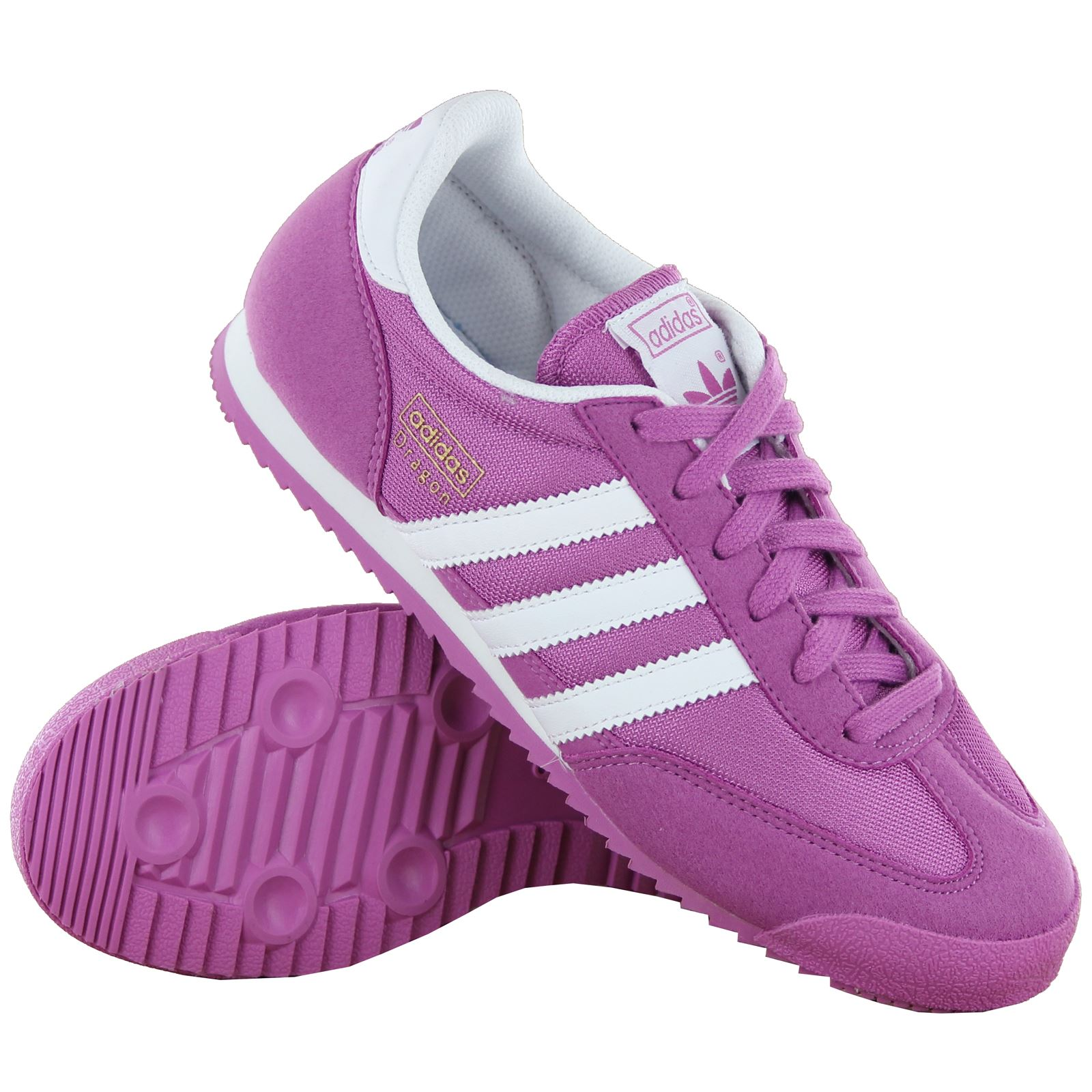 adidas ladies dragon trainers