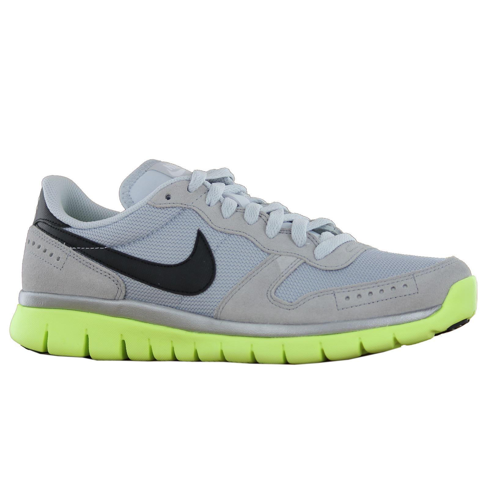 Nike Flex BRS Black Grey Mens Trainers