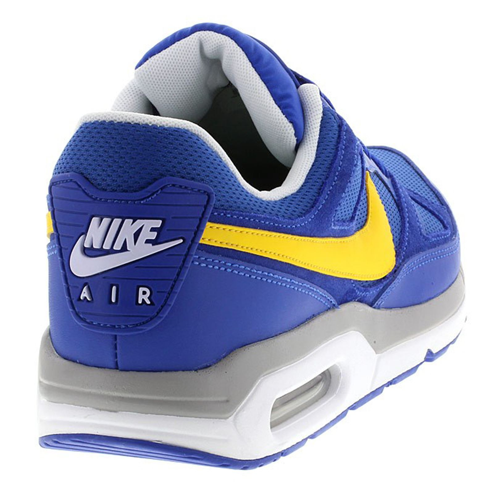 34ccf685f ... Nike-Air-Max-Span-Text-Leather-Mens-Trainers ...