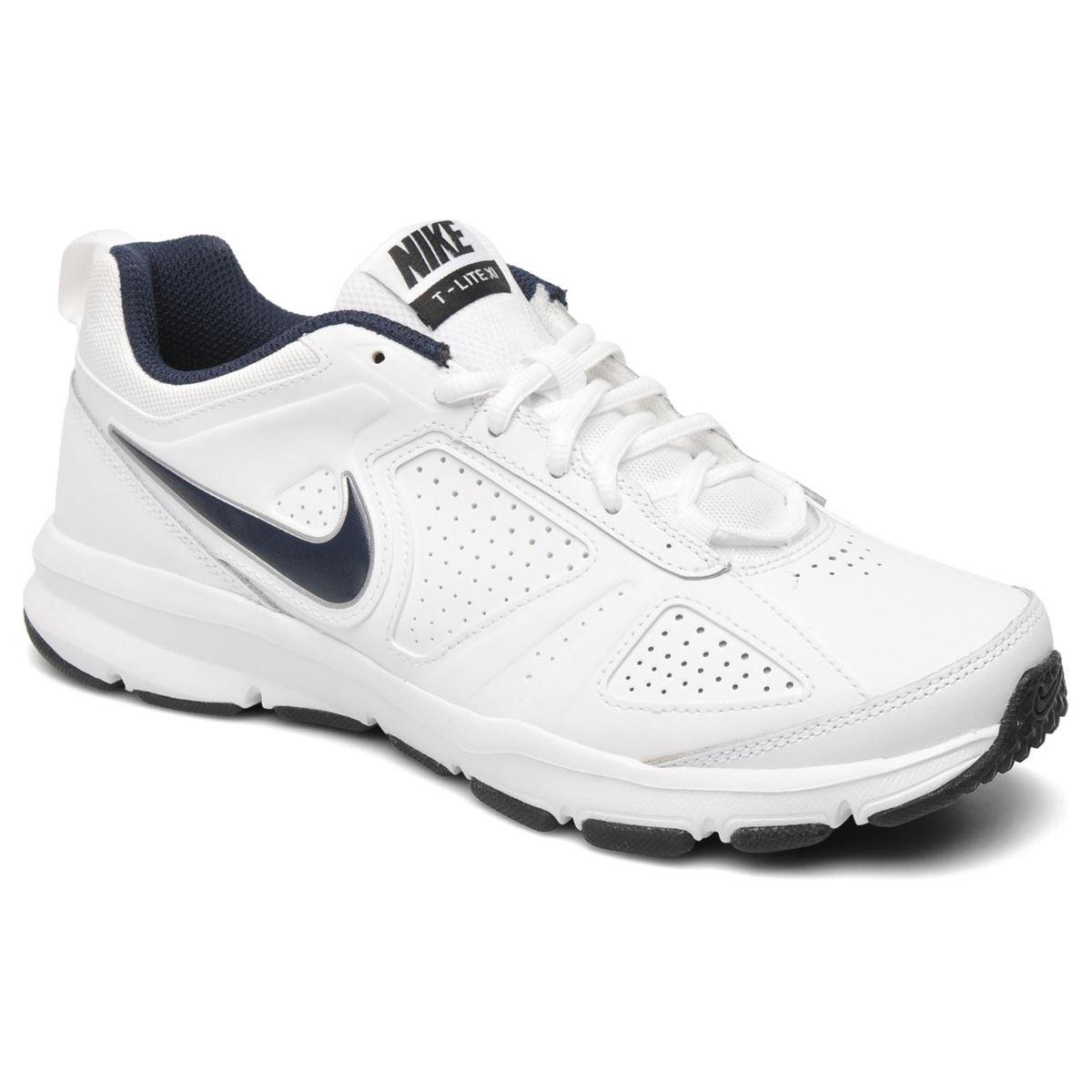 Nike trainers t lite xi women s sneakers sports runing shoes black - Nike T Lite Xi White Black Mens Trainers 616544 101