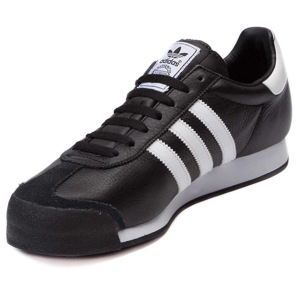 samoa adidas black&white
