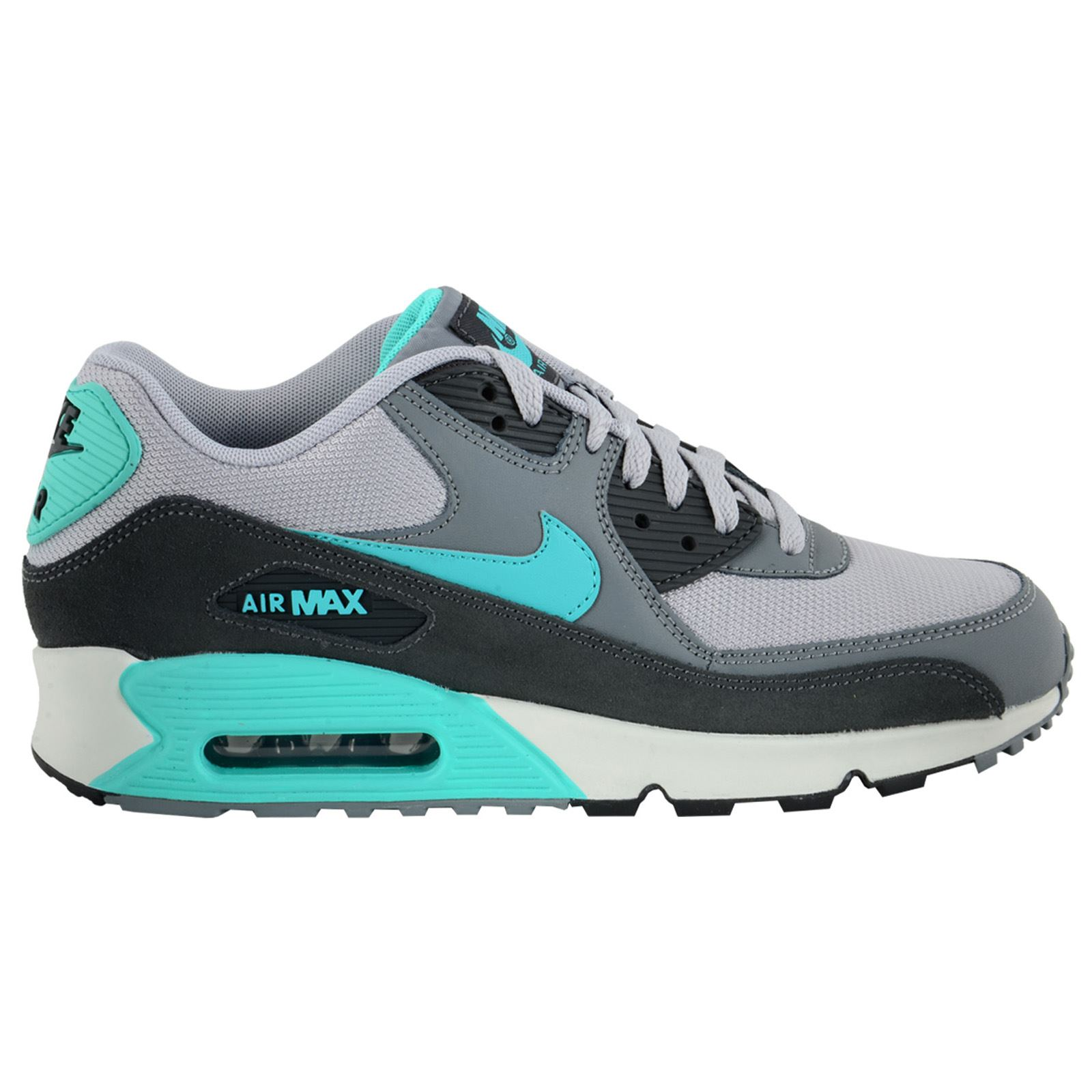 nike air max 90 essential leather mens trainers ebay. Black Bedroom Furniture Sets. Home Design Ideas